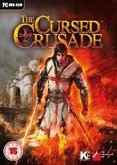 Box shot of The Cursed Crusade [Europe]