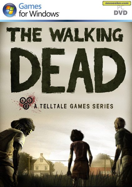 The Walking Dead: Episode 1 - A New Day - PC - NTSC-U (North America)