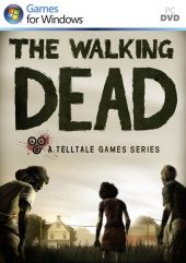 Box shot of The Walking Dead: Episode 1 - A New Day [North America]