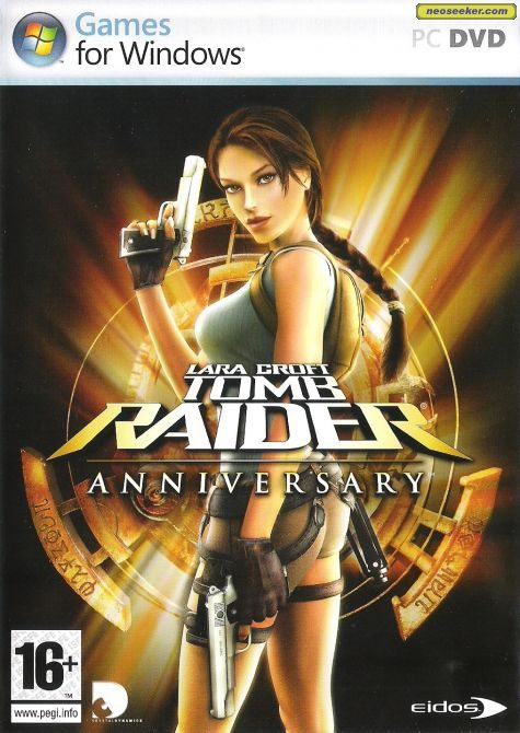 Tomb Raider: Anniversary - PC - PAL (Europe)