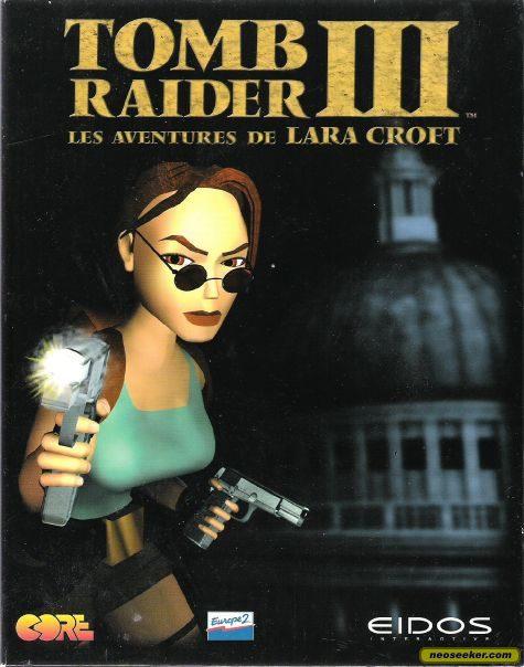 Tomb Raider III - The Lost Artefact Deutsche  Videos, Stimmen / Sprachausgabe Cover