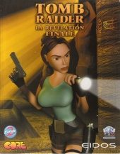 Box shot of Tomb Raider: The Last Revelation [Europe]