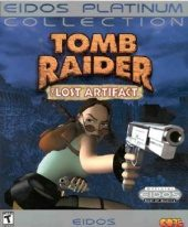 Box shot of Tombraider III: The Lost Artifact [North America]