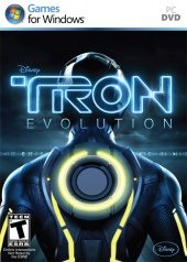 Box shot of TRON: Evolution [North America]