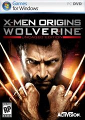 Box shot of X-Men Origins: Wolverine [North America]