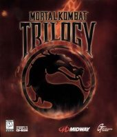 Box shot of Mortal Kombat Trilogy [North America]