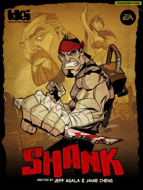 Shank - PC - NTSC-U (North America)