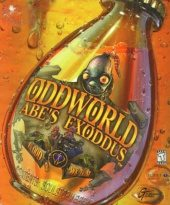 Box shot of Oddworld: Abe's Exoddus [North America]