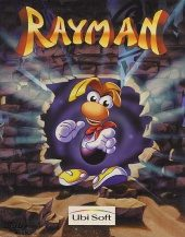 Box shot of Rayman [North America]
