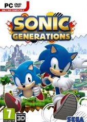 Box shot of Sonic Generations [Europe]