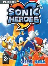 Box shot of Sonic Heroes [Europe]