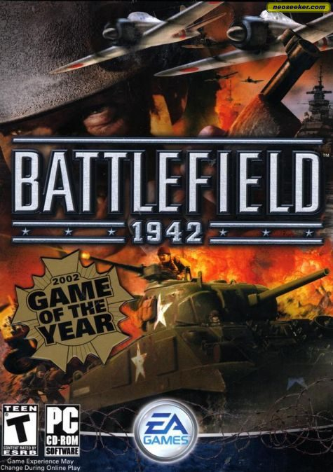 Battlefield: 1942 - PC - NTSC-U (North America)