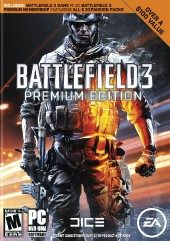 Box shot of Battlefield 3 [North America]