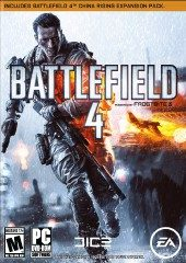 Box shot of Battlefield 4 [North America]