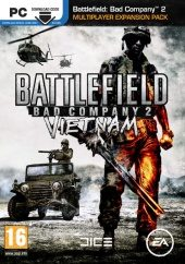 Box shot of Battlefield: Bad Company 2 Vietnam [Europe]