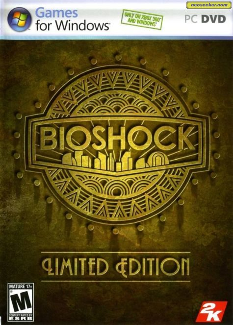 BioShock - PC - NTSC-U (North America)