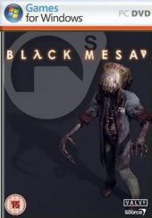 Box shot of Black Mesa [Europe]