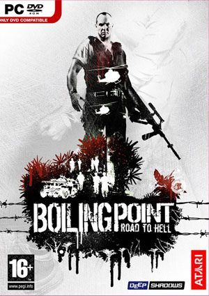 Boiling Point: Road To Hell - PC - PAL (Europe)