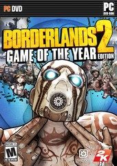 Box shot of Borderlands 2 [North America]