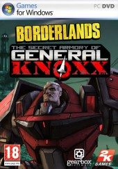 Box shot of Borderlands: The Secret Armory of General Knoxx [Europe]