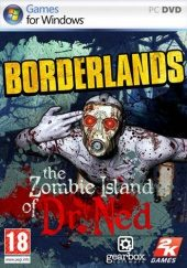 Box shot of Borderlands: The Zombie Island of Dr. Ned [Europe]