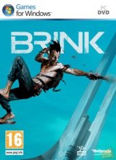 Box shot of BRINK [Europe]