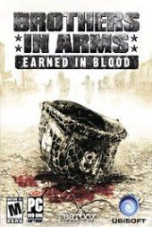 Box shot of Brothers in Arms: Earned in Blood [North America]