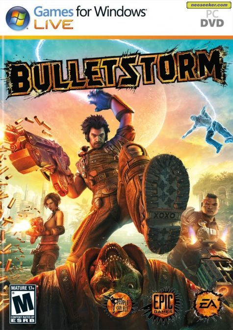 Bulletstorm - PC - NTSC-U (North America)