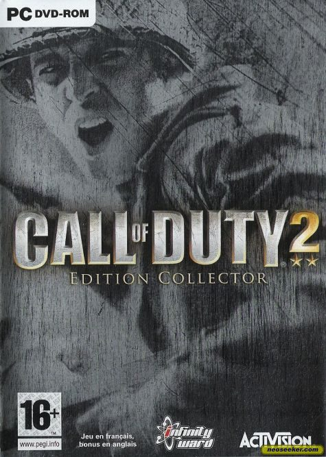 Call of Duty 2 - PC - PAL (Europe)