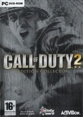 Call of Duty 2 PAL (Europe) front boxshot