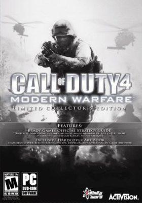 Call of Duty 4: Modern Warfare - PC - NTSC-U (North America)