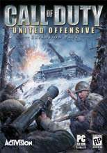 Box shot of Call of Duty: United Offensive [North America]