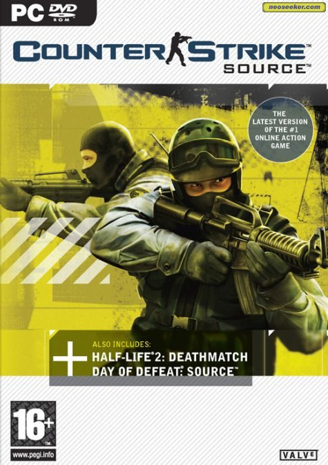 Counter Strike: Source [No Steam] [Full] [Mediafire]