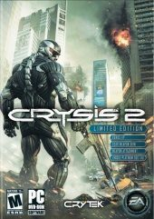 Box shot of Crysis 2 [North America]