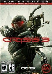 Box shot of Crysis 3 [North America]