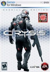 Box shot of Crysis [North America]