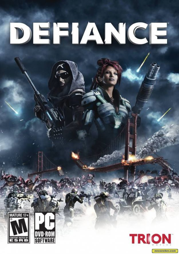 Defiance - PC - NTSC-U (North America)