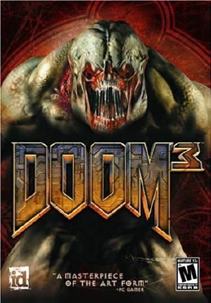 Doom 3 - PC - NTSC-U (North America)