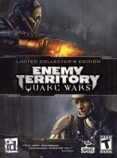 Enemy Territory: Quake Wars (North America Boxshot)