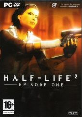 Box shot of Half-Life 2: Episode One [Europe]