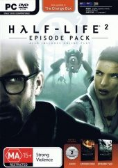 Box shot of Half-Life 2: Episode Two [Australia]