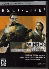 Box shot of Half-Life 2 [North America]
