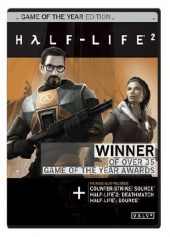 Box shot of Half-Life 2: Game of the Year Edition [North America]