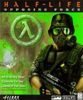 Box shot of Half-Life: Opposing Force [North America]