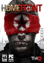 Box shot of Homefront [North America]