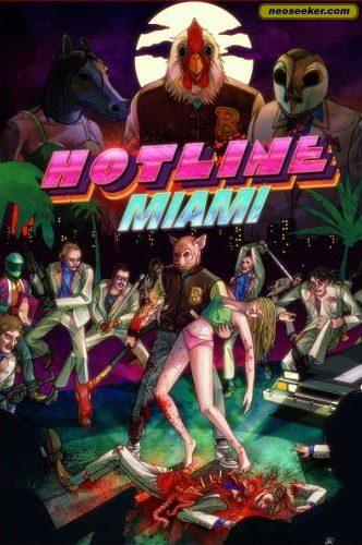 Hotline Miami - PC - NTSC-U (North America)