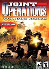 Box shot of Joint Operations: Typhoon Rising [North America]