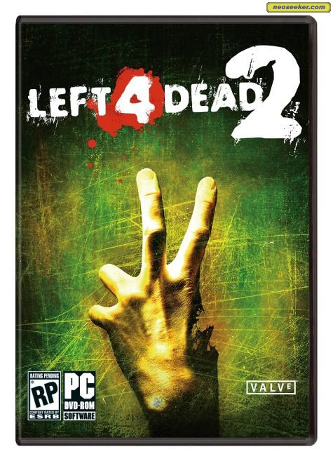 Left 4 Dead 2 - PC - NTSC-U (North America)