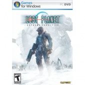 Box shot of Lost Planet Extreme Condition [North America]