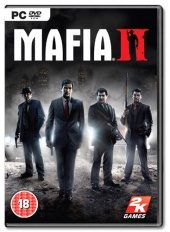 Box shot of Mafia II [Europe]